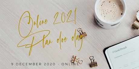 Online Plan 2021 Doe Dag v2 tickets