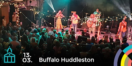 Buffalo Huddleston tickets