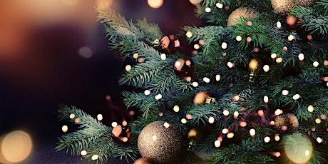 Decorating Christmas tree tickets