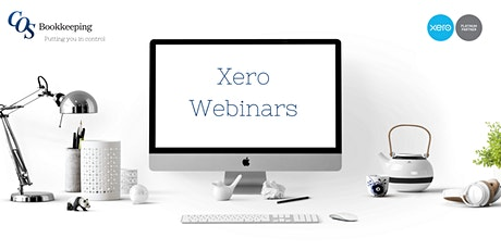 Xero Sales Invoicing and Sales Ledger Webinar -  Tues 8th December tickets