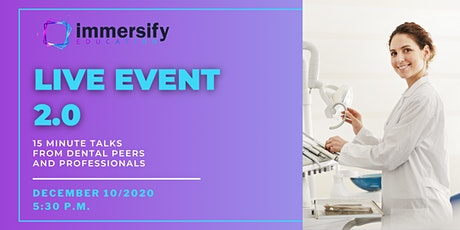 Immersify Live Event 2.0 tickets