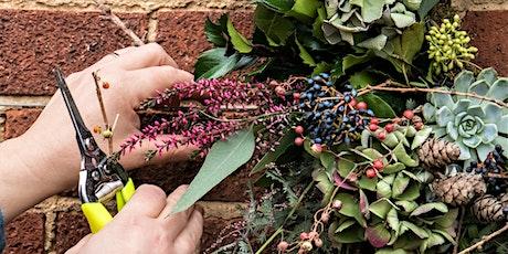 Festive Wreath-Making tickets