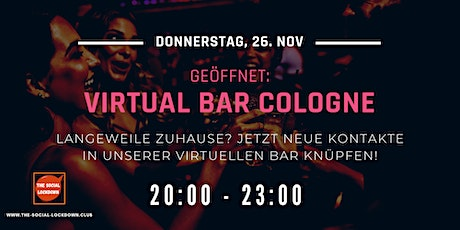 Networking Meetup Virtual Bar Cologne Tickets