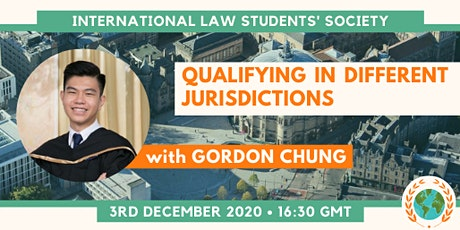 Qualifying in Different Jurisdictions tickets