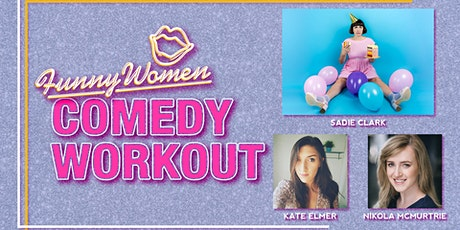 Comedy Workout December tickets