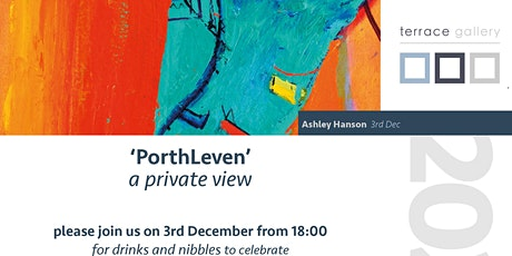Ashley Hanson private view tickets