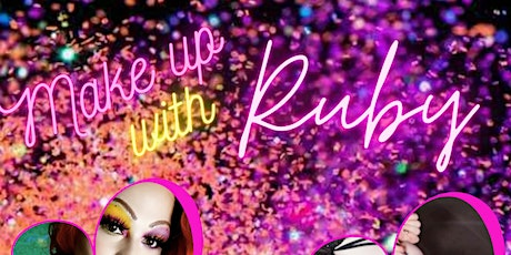 Make up with Ruby - Online Workshop for Charity tickets