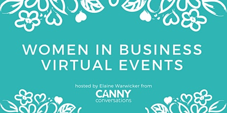 Women in Business Virtual Coffee Morning tickets