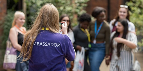 Ambassadors assessment centres: Please only choose 1 assessment centre tickets