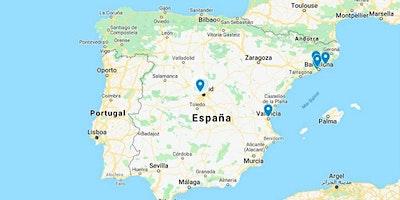 Turismo virtual por España