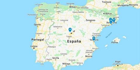 Turismo virtual por España entradas
