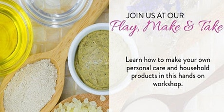 Play Make and Take Workshop tickets
