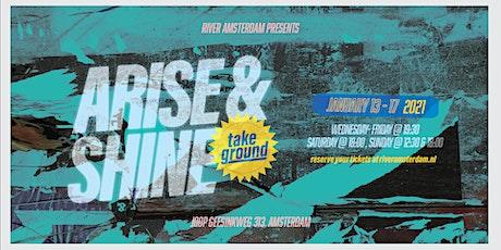 Arise & Shine 2021: Take Ground tickets