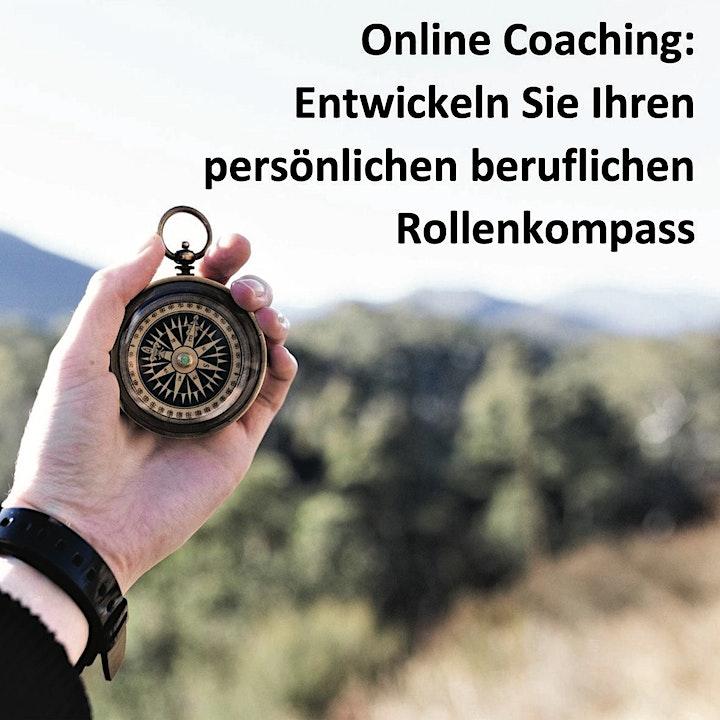 Online-Coaching: Persönlichen beruflichen Rollenkompass entwickeln: Bild