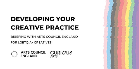 Developing Your Creative Practice for LGBTQIA+ Creatives tickets