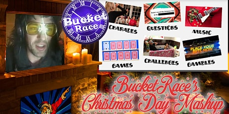 BucketRace's Christmas Day Mashup tickets