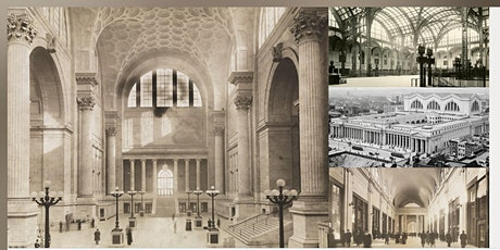 Penn Station: The Most Beautiful Train Station Ever Built Live Webinar tickets