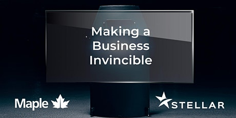 Making a Business Invincible tickets