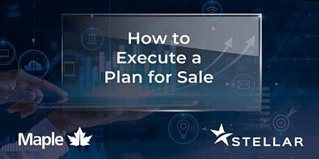 How to Execute a Plan for Sale tickets