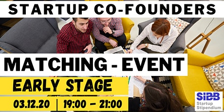 Startup Co-Founders Matching Event