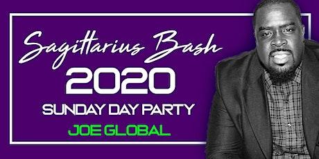 10th Annual Sagittarius Bash - Joe Global tickets