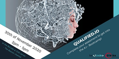 Qualified.io – A.I. Bootcamp BeCode Antwerp