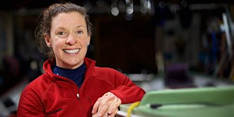 VIRTUAL GUEST LECTURE: Former Para-Athlete Kelda Wood tickets