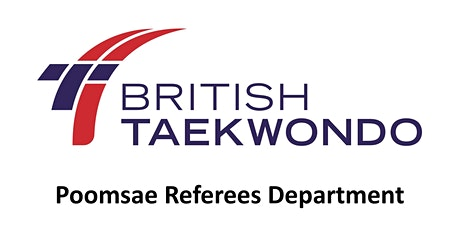 Class 2 Poomsae Referee Refresher Training tickets