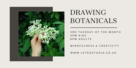 Drawing Botanicals tickets
