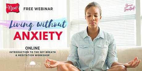Live without Anxiety Workshop tickets