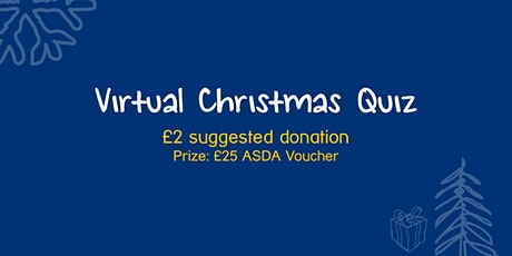 Hull and East Yorkshire Mind  - Virtual Christmas Quiz tickets