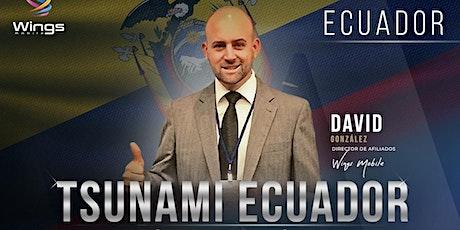 Presentación de Negocio GUAYAQUIL Wings Mobile Ecuador tickets