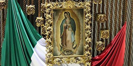 Concierto: Mañanitas a la Virgen de Guadalupe entradas