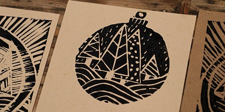 Christmas Lino Printing Workshop with Megan Dobbyn tickets
