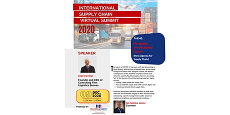 Multimix International Supply Chain Summit tickets