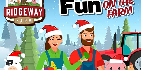 Festive Fun on the Farm 4th - 6th December tickets