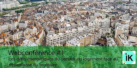 Cycle de conférences : Le logement au défi de la transition énergétique billets