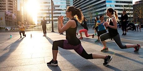 Week ONLINE training: LEGS, GLUTEUS, HIIT, UPPER, CORE - JUMP BÔNUS tickets