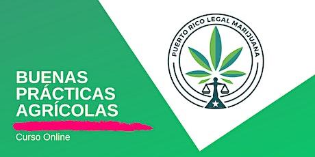 Buenas Prácticas Agrícolas| Online tickets