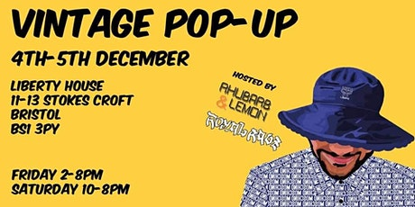 Vintage Clothing Pop-Up tickets