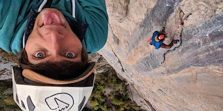 Big Wall Free Climbing - John McCune tickets