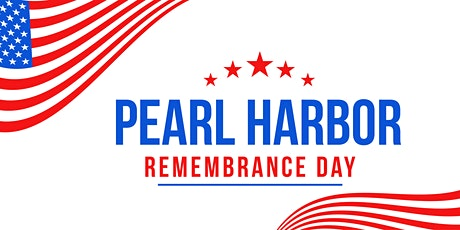PEARL HARBOR REMEMBRANCE DAY PROGRAM tickets