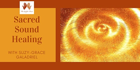 Sacred Sound Healing tickets