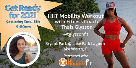 HIIT Mobility Workout - Get Ready for 2021 tickets
