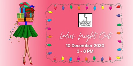 Ladies Night OUT With Camperdown Showcase Jewellers tickets