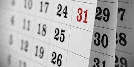 OPEN DAY SCUOLA: Presentazione Calendario I anno 2021 biglietti