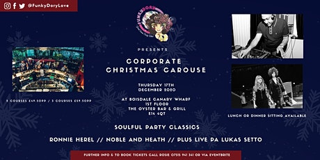 Funky Dory Christmas Carouse tickets