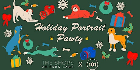 Holiday Dog Pawty at The Shops at Park Lane tickets