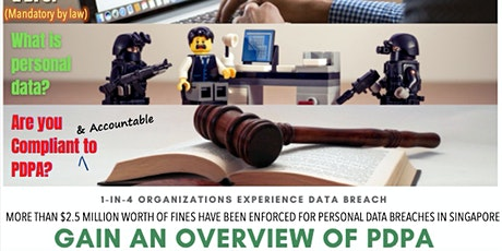 *[FREE PDPA Compliance And Cyber Security Workshop]*
