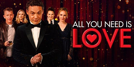 Drive in bioscoop - All you need is love tickets